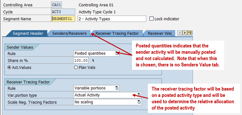 Activity Postings 5: Category 3 Activity Types and Posting - ERPCorp