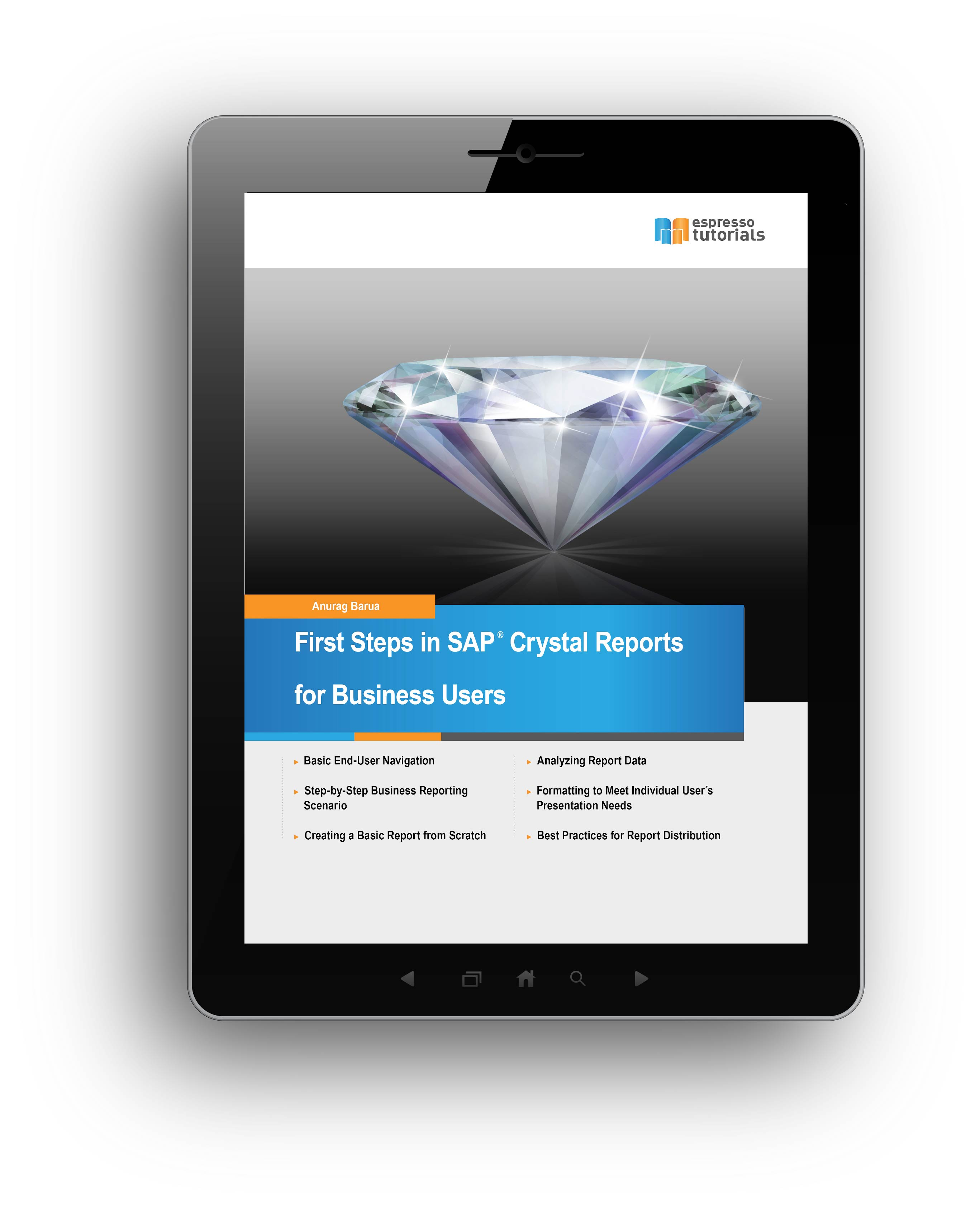 Tablet Crystal Reports